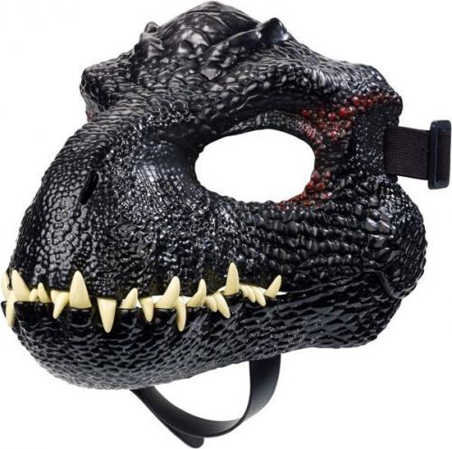 Mattel Maska ruchoma. Jurassic World Indoraptor FLY94