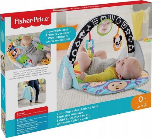 Fisher Price Przenośna mata sensoryczna (FXC14)