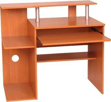 Biurko Kompiuterinis stalas RK8, rudas