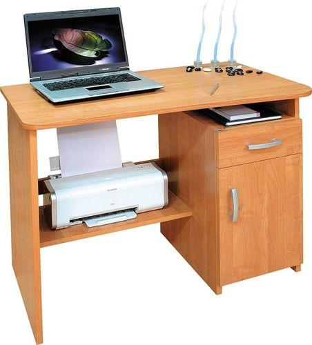 Biurko Kompiuterinis stalas Laptop, rudas