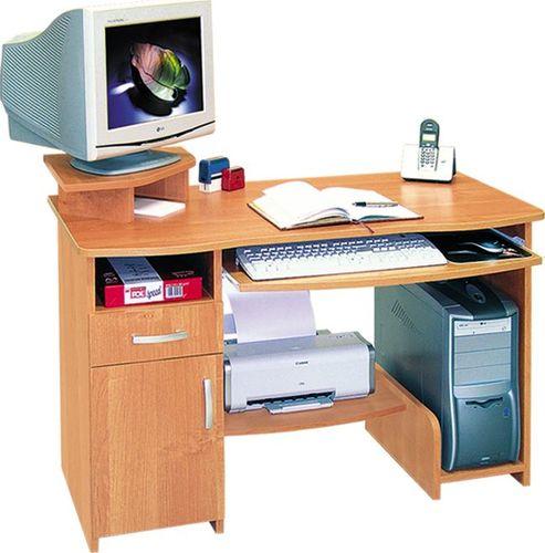Biurko Kompiuterinis stalas Beta, rudas