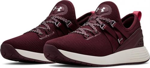 Under Armour Buty damskie Breathe Trainer bordowe r. 38 (3021335-500)