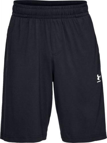 Under Armour Spodenki męskie Sportstyle Cotton Short czarne r. XL (1329299-001)
