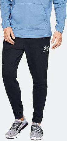 Under Armour Spodnie męskie Sportstyle Terry Jogger czarne r. L (1329289-001)