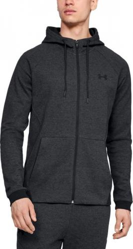 Under Armour Bluza męska Unstoppable 2x Knit FZ czarna r. M (1320722-001)