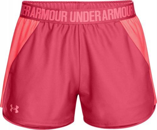 Under Armour Spodenki damskie Play Up Short 2.0 różowe r. M (1292231-671)