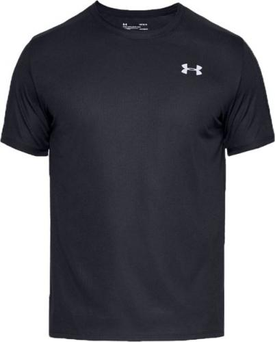 Under Armour Koszulka męska Speed Stride ShortSleeve czarna r. L (1326564-001)