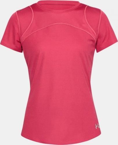 Under Armour Koszulka damska Speed Stride Sport Mesh Short Sleeve różowa r. S (1326464-671)