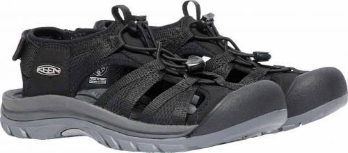 Keen Sandały damskie Venice II H2 Black/Steel Grey r. 38.5 (1018846)