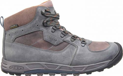 Keen Buty męskie Westward Mid Leather WP Dark slate/grey flannel r. 41