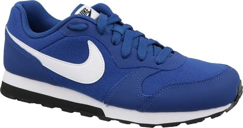 Nike Nike Md Runner 2 GS  807316-411  niebieskie 36,5