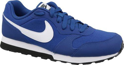 Nike Buty dziecięce Md Runner 2 GS niebieskie r. 37,5 (807316-411)