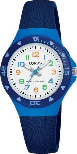 Zegarek Lorus Zegarek lorus dziecięcy R2347MX9 Podświetlenie uniwersalny