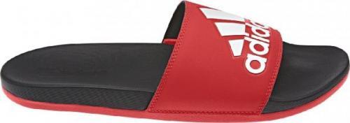 Adidas Klapki męskie Adilette Comfort czerwone r. 47 1/3 (F34722)