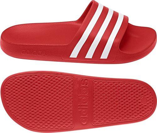 Adidas Klapki adidas Adilette Aqua F35540 F35540 czerwony 37
