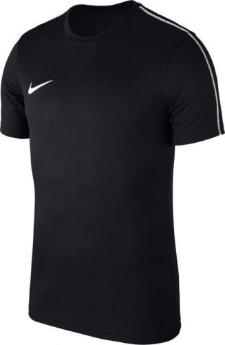 Nike Koszulka męska M NK Dry Park 18  SS Top czarna r. M (AA2046 010)