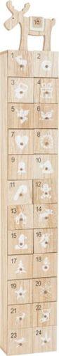 Small Foot Kalendarz adwentowy  - Łoś uniw