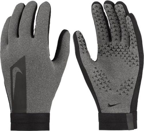 Nike Rękawiczki męskie HyperWarm Academy szare r. S (GS0373-071)
