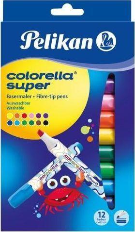 Pelikan Flama Colorella Super 12 kolorów