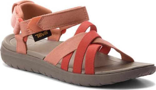 TEVA Sandały damskie W'S Sanborn Sandal czerwone r. 36