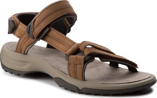 TEVA Sandały damskie W'S Terra Fi Lite Leather brązowe r. 39.5 (1012073)