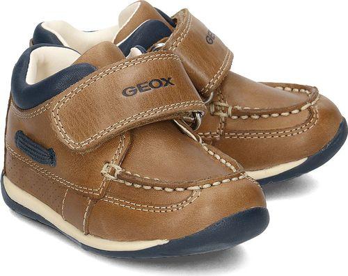 Geox Geox Baby Each - Półbuty Dziecięce - B720BC 000CL C5GF4 19