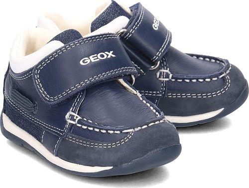 Geox Geox Baby Each - Półbuty Dziecięce - B720BC 08513 C4211 19
