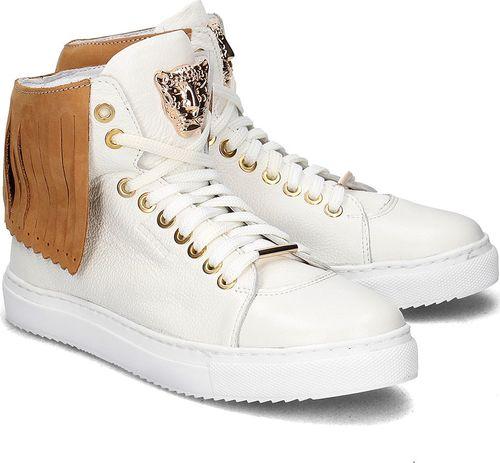 Desque Desque - Sneakersy Damskie - 10D0201 38