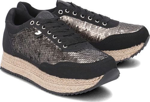 Gioseppo Gioseppo - Sneakersy Damskie - 40340-43 PEWTER 40