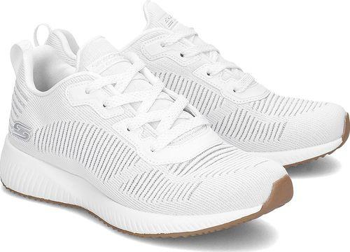 Skechers Buty damskie Glam League białe r. 39 (31347-WHT)