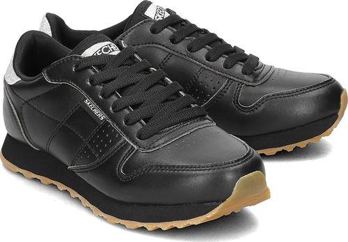 Skechers Buty damskie Old School Cool czarne r. 39 (699-BLK)