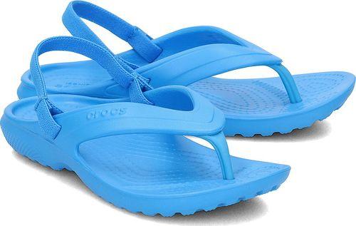 Crocs Crocs Classic Flip - Sandały Dziecięce - 202871 OCEAN 24/25