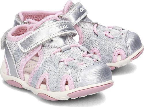 Geox Geox Baby Agasim - Sandały Dziecięce - B820ZB 0EWNF C1007 22