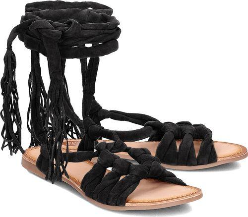 Gioseppo Gioseppo Aladina - Sandały Damskie - 40435-02 BLACK 36