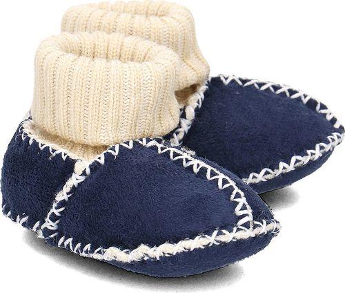 Playshoes Playshoes - Kapcie Dziecięce - 105933 11 - MARINE 16/17