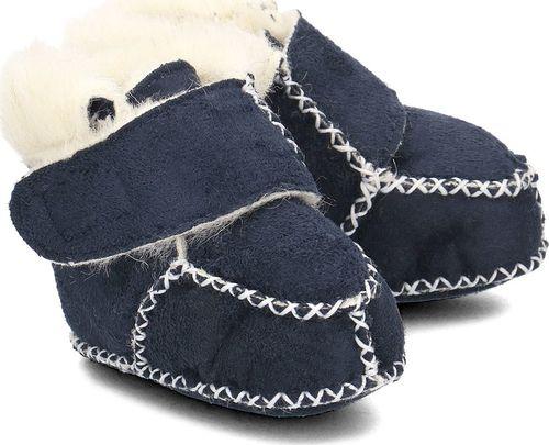 Playshoes Playshoes - Kapcie Dziecięce - 105932 11 - MARINE 16/17