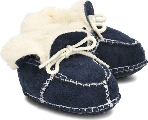 Playshoes Playshoes - Kapcie Dziecięce - 105931 11 - MARINE 16/17