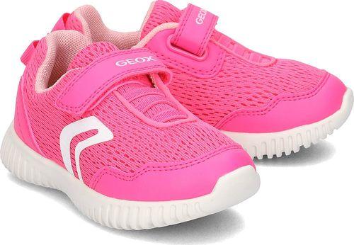 Geox Geox Baby Waviness - Sneakersy Dziecięce - B821XB 014BC C8033  20