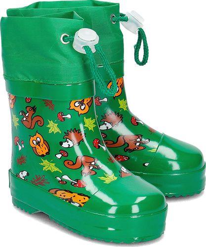 Playshoes Playshoes  - Kalosze Dziecięce - 180390 29-GRUN 26