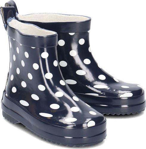 Playshoes Playshoes - Kalosze Dziecięce - 180358 11-MARINE 20
