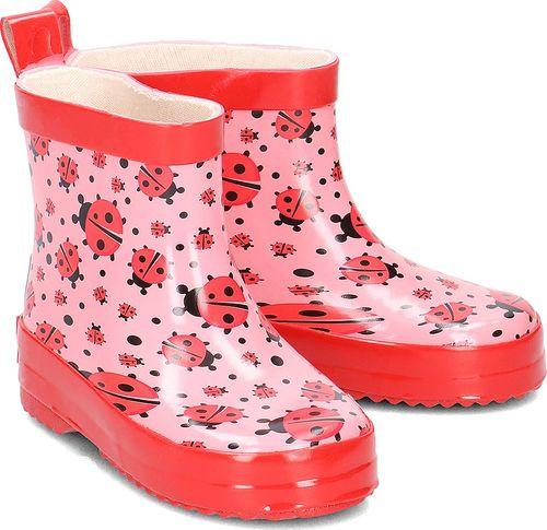 Playshoes Playshoes - Kalosze Dziecięce - 180360 14-ROSA 24