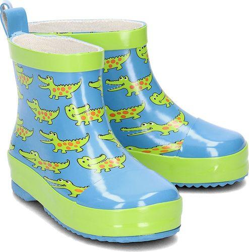 Playshoes Playshoes - Kalosze Dziecięce - 180374 7-blau 27