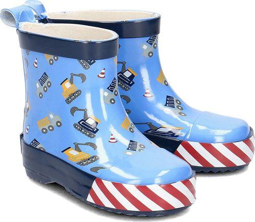 Playshoes Playshoes - Kalosze Dziecięce - 180348 17 - BLEU  27
