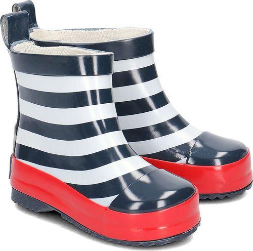 Playshoes Playshoes - Kalosze Dziecięce - 180340 171 - MARINE 20