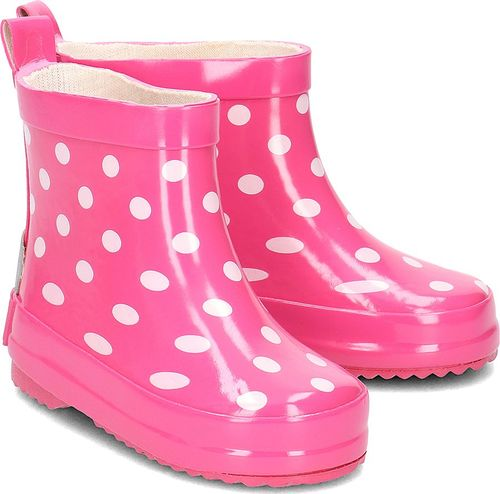 Playshoes Playshoes - Kalosze Dziecięce - 180358 18-PINK 27