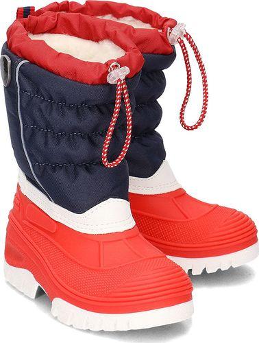 Campagnolo (CMP) CMP Hanki - Śniegowce Dziecięce - 3Q48064K N997 25
