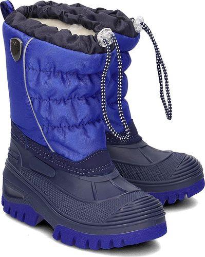 Campagnolo (CMP) Buty dziecięce Hanki niebieskie r. 26 (3Q48064K-M870)
