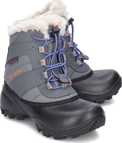 Columbia Columbia Rope Tow III Waterproof - Śniegowce Dziecięce - BY1323-033 32