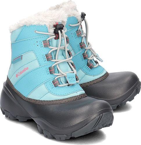 Columbia Columbia Rope Tow III Waterproof - Śniegowce Dziecięce - BC1323-341 31