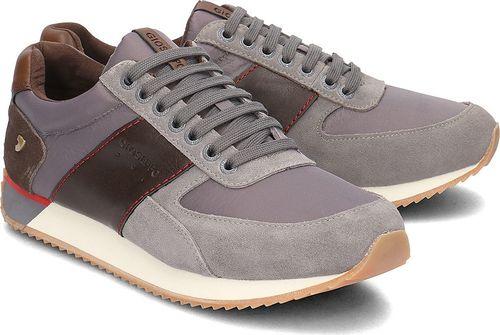Gioseppo Gioseppo - Sneakersy Męskie - 46642 GREY 42